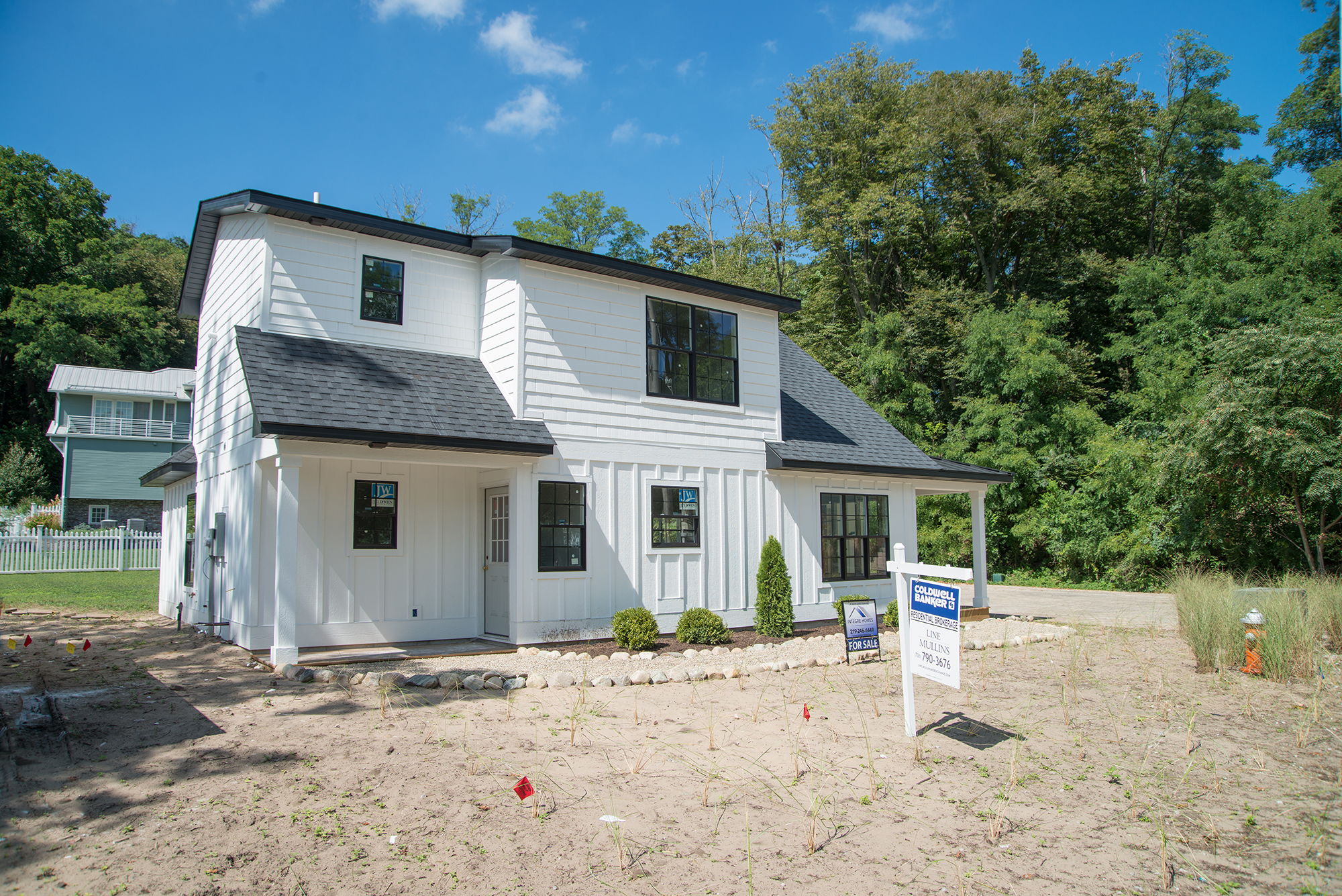 Harbour Park Cottages Michigan City | Integre Homes