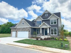 New home for sale in Chesterton. Best Northwest Indiana home builder